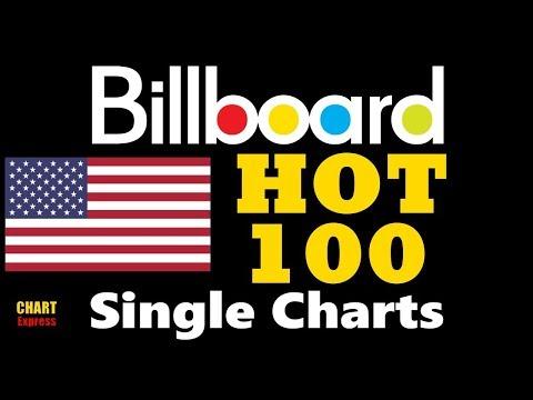 Billboard Hot 100 Single Charts (USA)   Top 100   March 10, 2018   ChartExpress