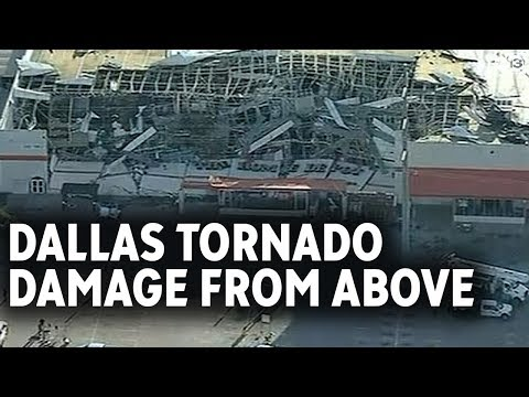 Tornado touches down
