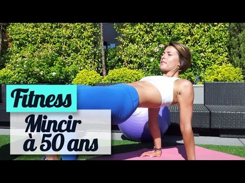 mincir 50 ans le programme fitness youtube. Black Bedroom Furniture Sets. Home Design Ideas