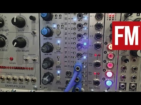 Modular Monthly: Exploring the Octocontroller