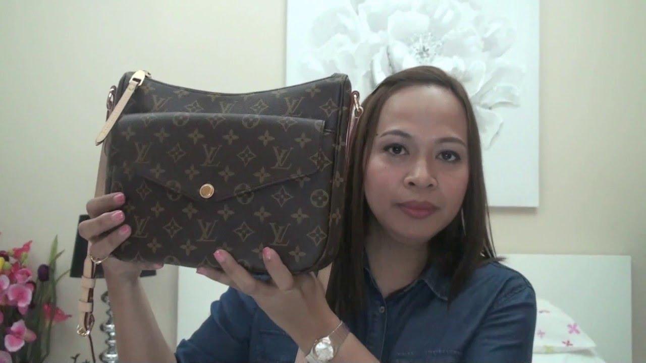 c9fc8268e Louis Vuitton Mabillon Detailed Review - YouTube