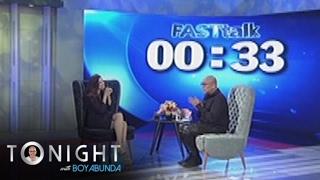TWBA: Fast Talk with Sunshine Cruz
