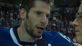 Canucks Vs Hawks - Game 7 Highlights - 2011 Playoffs - 04.26.11 - HD
