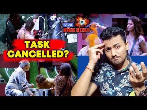 Immunity From Eviction TASK CANCELLED? | Here's Why | Bigg Boss 13 Latest Update