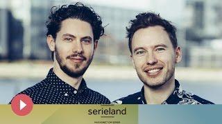 Serieland er et nyt program, til alle os som elsker serier