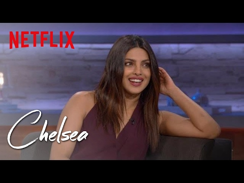 Priyanka Chopra on The Rock, and Yasmine Bleeth vs. Pamela Anderson  Chelsea  Netflix