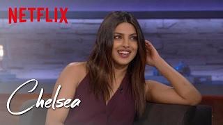 Priyanka Chopra on The Rock, and Yasmine Bleeth vs. Pamela Anderson | Chelsea | Netflix