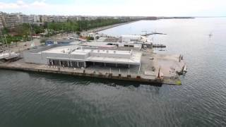 Sailing Club of Thessaloniki (DJI Phantom 3)