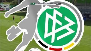 Frauenfußball: VFL Wolfsburg vs. 1. FFC Frankfurt