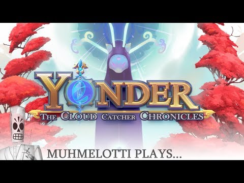 Yonder: The Cloud Catcher Chronicles - part 12 - Tack the sailor, trapping and trading and Cete