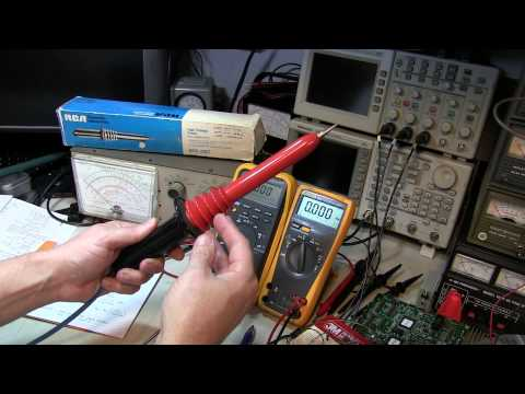 #142: Basics of High Voltage Probes and how to use them