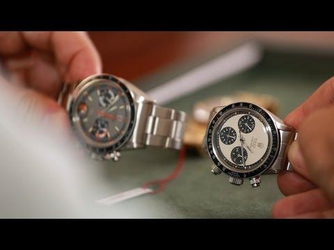 Rolex Daytona Tutorial - Teil 2 (1970iger Jahre) - Bachmann & Scher [english subtitles]