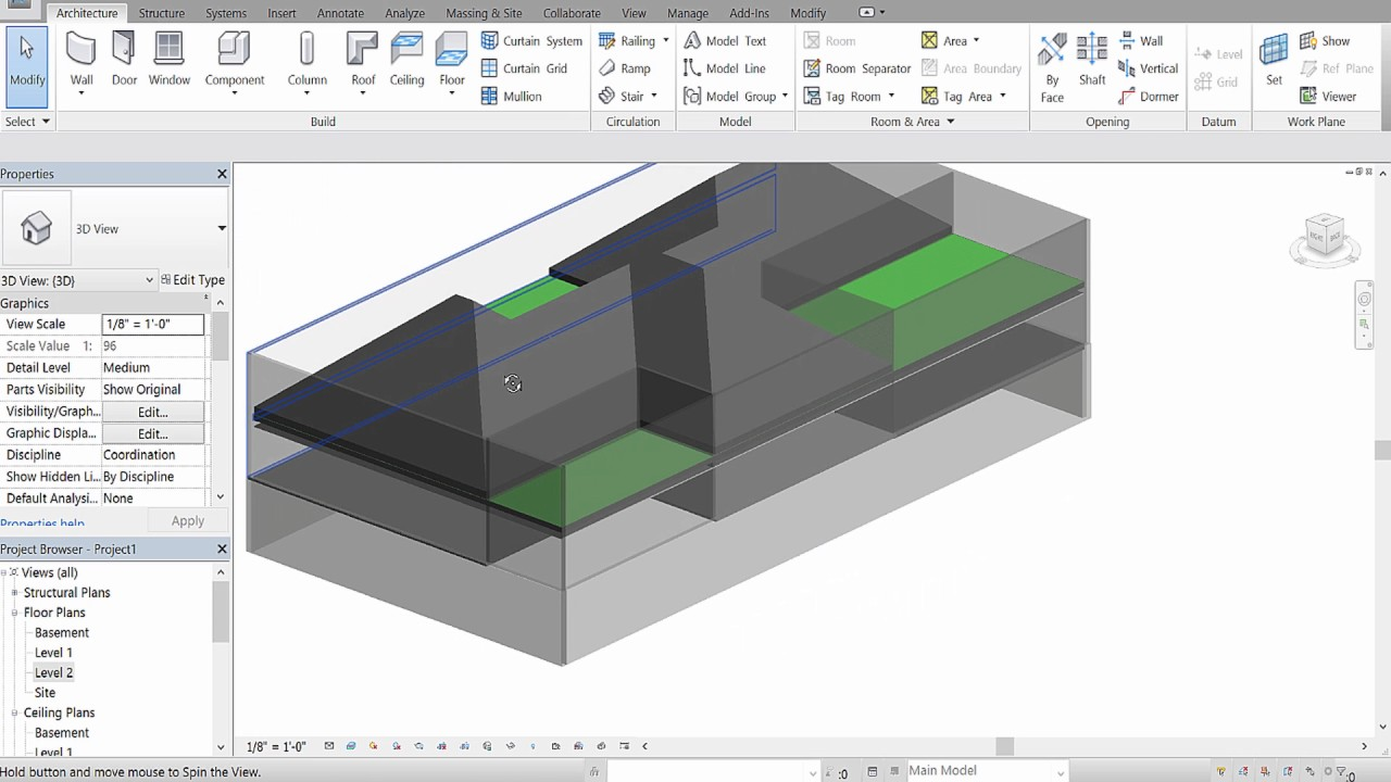 Autodesk Revit 2017 How To Create A Gable Or Hip Style