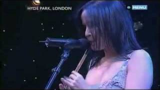The Corrs - Lough Erin Shore Live in Hyde Park