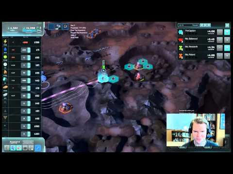 First Offworld Trading Company Single-Player Game
