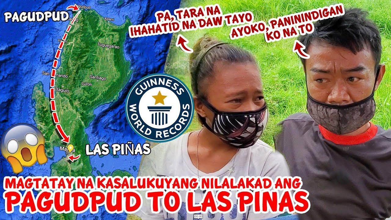 Download Nakakagulat! Mag Amang 139 Days ng Naglalakad | Para lang Makauwi