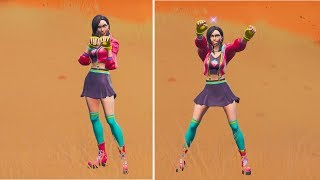 "*NEW* VERY HOT AND THICC SKIN ""ROX"" (STAGE 1) (FORTNITE SEASON 9)"