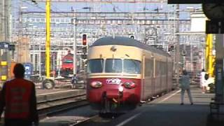 スイス国鉄RAeII型電車 SBB/CFF TEE EMU type RAeII