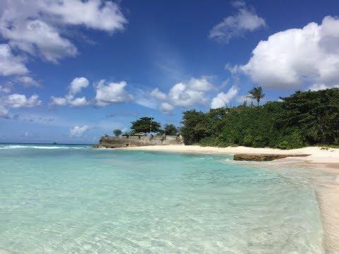 Beautiful Barbados - Exploring Hastings, Carlisle Bay, Sandy Lane, Hunte's Gardens & Bathsheba