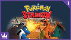 Twitch Livestream | Pokemon Stadium Rental Randomizer Part 1 [N64]