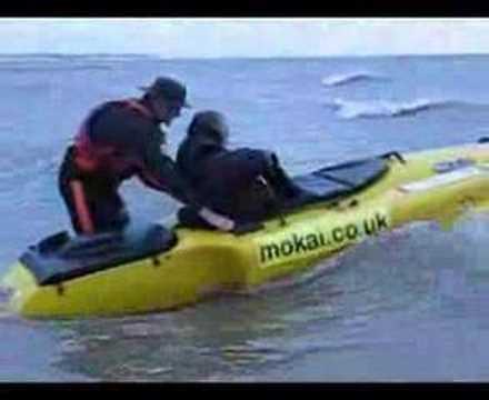 Mokai Jet Kayak ... www.kayakfishing.co.uk