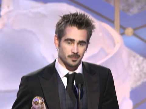 Golden Globes 2009: Collin Farrell Actor Motion Picture Come