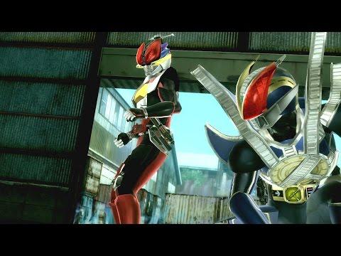 Kamen Rider Battride War Genesis - Den-O Liner Form & Den-O Strike Form Gameplay