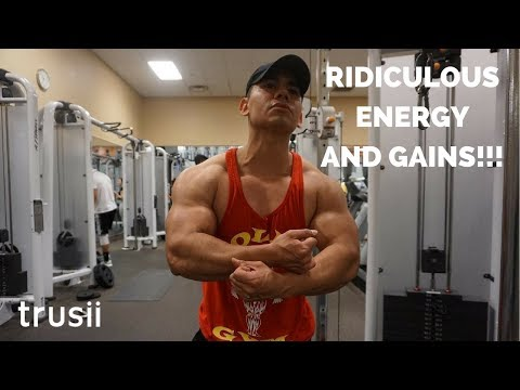 Trusii Hydrogen Water Stories Jimmy's Fitness And Bodybuilding Gains With Molecular Hydrogen