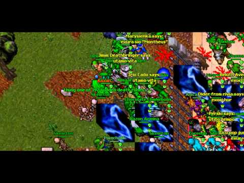 Tibia MORGANA War Official Trailer : Justice VS Borstal [HD] + [HQ] + [VT RECORD]