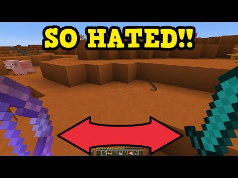 Minecraft Xbox / PE - This Is The MOST CONTROVERSIAL FEATURE