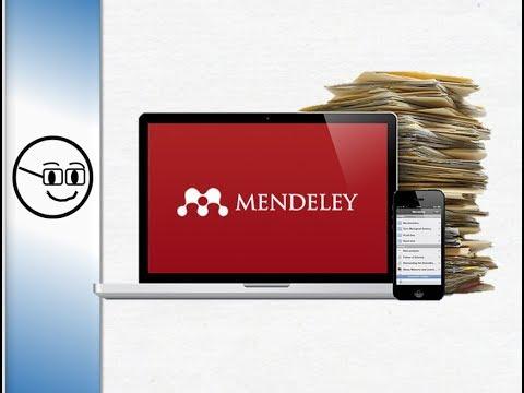 【科普】+ 强烈推荐文献管理软件 Mendeley, 提高科学生产力来源: YouTube · 时长: 9 分钟38 秒