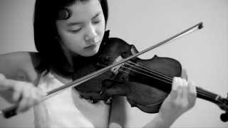 ZIGEUNERWEISEN (GYPSY AIRS) Opus 20,No.1 ( by P. SARARATE)  - Jennifer Jeon