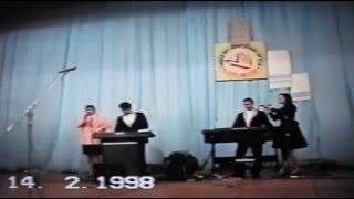 Хойники  смотр  ПГРЭЗ  1998 г.