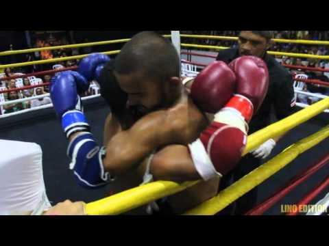 3º Epic Muaythai Brasil - Rafael Carvalho Matos Fight Team x Jeferson Miquelino Steel Team 57Kg