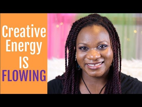 Allow Your Creative Energy To Flow