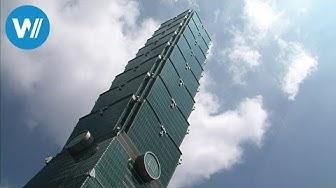 """Taiwan: das Wunder """"Taipeh 101"""""""