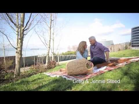 Its Just Lunch Sea Reviews Greg And Jennie Steed