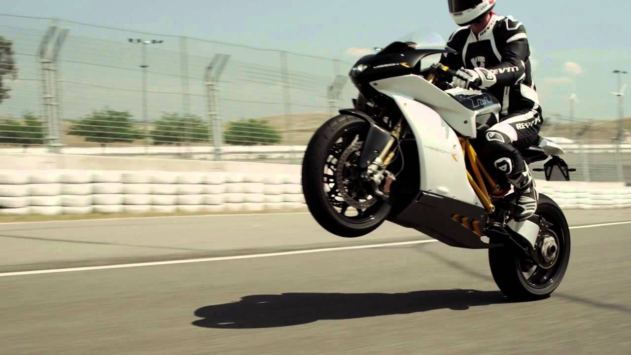 Mission Motors Rs Performance Street Legal Race Ev