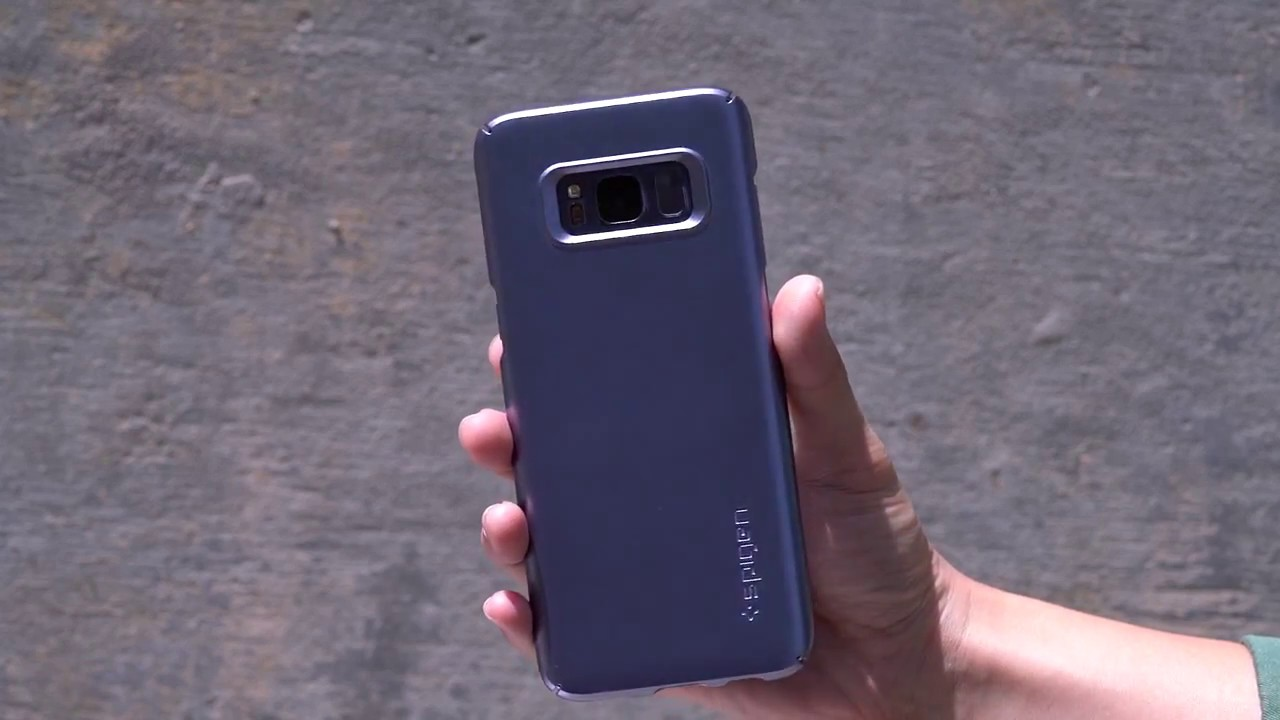 samsung s8 plus custodia 360 spigen