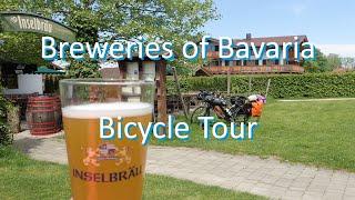 Breweries of Bavaria Bicycle Tour