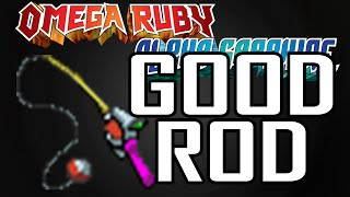 【How to get GOOD ROD】 Pokemon Omega Ruby Alpha Sapphire