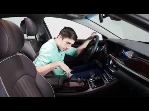 2017 Genesis G90 Vehicle Review