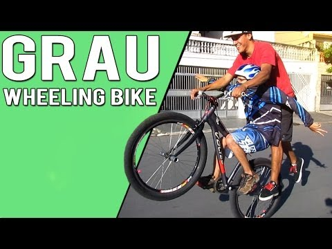 Wheeling Bike Brazil - UDG, Selectah and friends (Grau e RL/MTB Stunts)