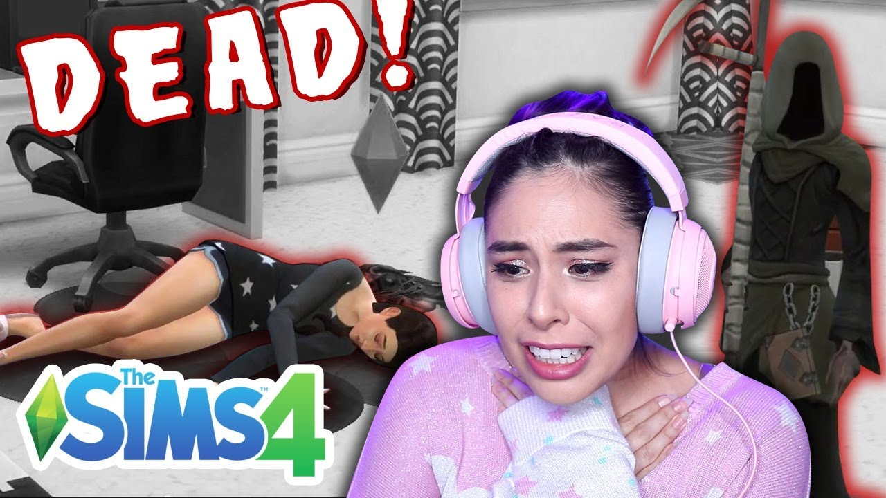 reacting-to-my-fans-killing-my-sim-sims4