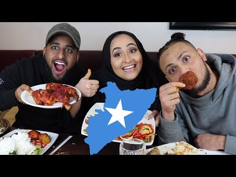 SOMALI FOOD MUKBANG! | ANNOUNCEMENT!?
