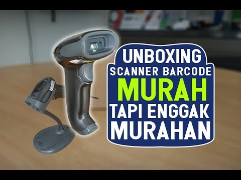 Review Scanner Barcode Honeywell Voyager 1250G 1D