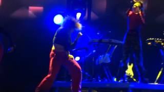 Grimes World Princess Part II Live Corona Capital Mexico 2016