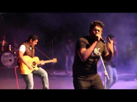 Samarth Hai - Sheldon Bangera Band feat. JBC (LIVE at JAAGO Ahmedabad)