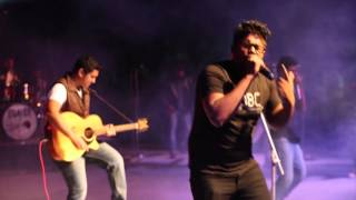 samarth hai sheldon bangera band feat jbc live at jaago ahmedabad