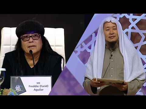 The Eternal Life And How I came to Islam (Tagalog) By Sheikh Nadhir Oquindo And Freddie Aguilar